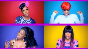 Kelly Rowland – Kisses Down Low (piesa noua cu videoclip)