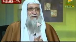 """Cum să-ţi baţi corect nevasta. Cleric musulman: """"Putem să folosim şi o rangă"""" (VIDEO)"""