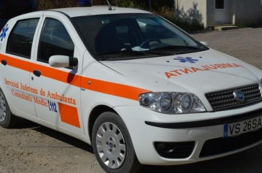 Cum a ajuns Serviciul de Ambulanţă Vaslui cu conturile poprite, din cauza amenzilor pentru rovinietă, deşi prin lege este scutită de taxa de drum
