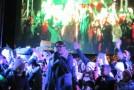 Fuego a concertat în deschiderea Târgului de Crăciun din Bârlad. Mii de oameni au participat la eveniment