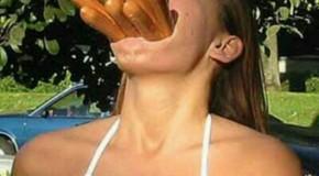 Galerie FOTO: Nu-i poză la care să nu RÂZI CU LACRIMI! Ce se întâmplă atunci când femeile se dau în stambă?!