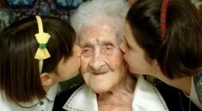 RECORDURI: Cea mai longevivă persoană din istorie