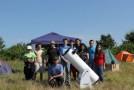 O nouă tabără de astronomie
