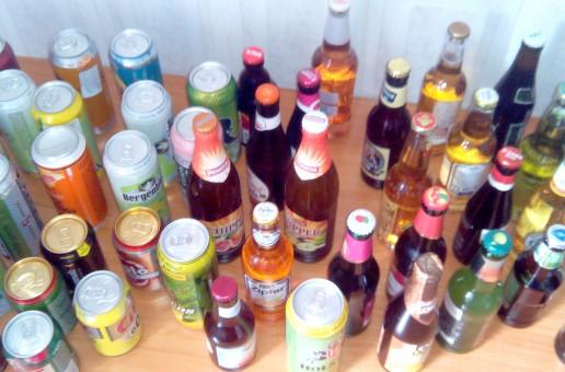 Atenție, a apărut băutura pe bază de bere cu aspartam, coloranți și conservanți!