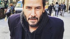 Mesajul EMOȚIONANT al lui Keanu Reeves! Ce a scris actorul a făcut furori!
