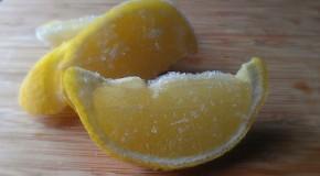 Lămâile băgate în congelator: Efectul e de 10 000 de ori mai eficient decât chimioterapia