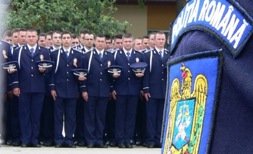 Vrei o carieră în Poliția Română?