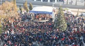 """Festivalul """"Datini și obiceiuri de iarnă"""", sub semnul Covid 19"""