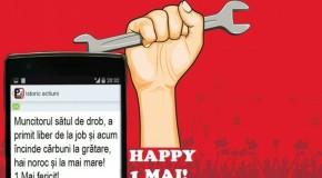 Confuzie! Milioane de români nu știu ce SMS-uri, mesaje să trimită pentru sărbătoarea de 1 Mai