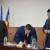 Intalnire de gradul 0 intre prefectul Eduard-Andrei Popica si Sindicate