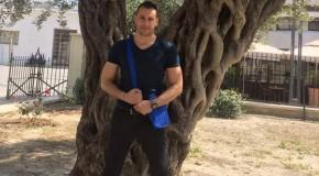 Gestul impresionant al agentului Alexandru Mălăncuș, de la Poliția Rutieră Vaslui