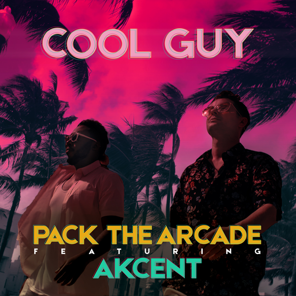 pack the arcade