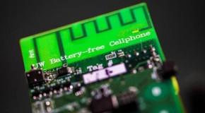 Un grup de cercetători a realizat invenţia viitorului: telefonul care nu foloseşte baterie