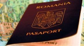 De azi, pașapoartele nu mai sunt valabile cinci ani, ci zece