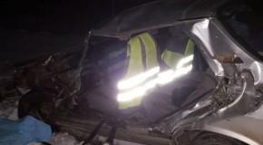 Accident teribil în judeţul Vaslui, după ce un bărbat din Iaşi ar fi adormit la volan