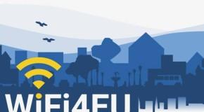 Patru localități vasluiene vor primi cȃte 15.000 euro de la Comisia Europeană pentru a instala internet wireless gratuit în spațiile publice