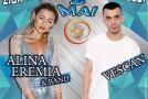 Alina Eremia și Vescan vor concerta la Vaslui de Ziua Nationala a Tineretului