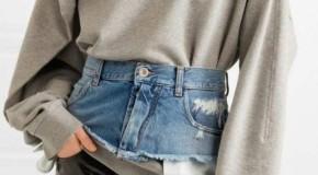 După moda pantalonilor rupți, un nou model de blugi șochează acum planeta!