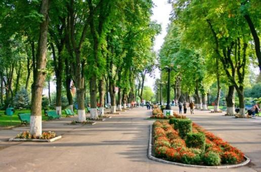 Vasluiul  are unul dintre cele mai spectaculoase parcuri din România