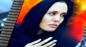 Românii sunt în stare să pupe orice icoană, inclusiv a Sfintei Angelina Jolie