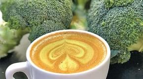 A fost inventată cafeaua de broccoli