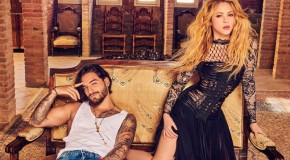Shakira – Clandestino ft. Maluma (videoclip nou)