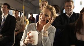 Trei reguli ale utilizarii telefonului mobil in public