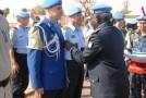 Ofiţer din Jandarmeria Vaslui, medaliat de Organizaţia Naţiunilor Unite