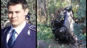 Răsturnare de situaţie în cazul unui accident în urma căruia un poliţist şi prietenul acestuia au murit