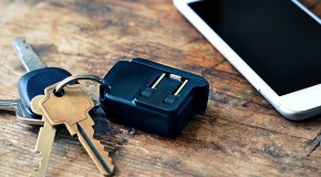 Chargerito: încărcătorul de telefon care poate fi purtat ca breloc la chei