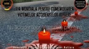 Victimele accidentelor rutiere de la Bârlad, comemorate!