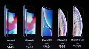 Apple a fost dat în judecată de utilizatorii de iPhone pentru reclamă mincinoasă în legătură cu noile modele