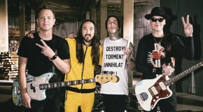 Steve Aoki – Why Are We So Broken feat. Blink 182 (Official Video)