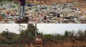TrashTag provocarea virală care dă startul la curăţarea planetei!