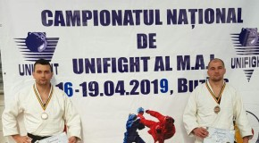 Bronz pentru reprezentanții Vasluiului la Campionatul de Unifight