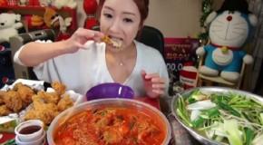 MUKBANG – fenomenul de mâncat live pe Youtube tot ce ai în frigider