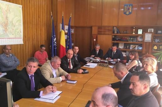 Vasluiul, pregătit pentru alegerile europarlamentare și referendumul de duminică, 26 mai