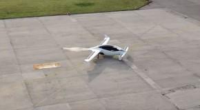 Un taxi zburător, testat cu succes. Vehiculul va funcţiona după modelul Uber – VIDEO