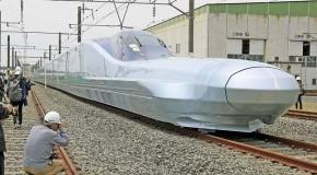 Acesta este cel mai rapid tren din lume