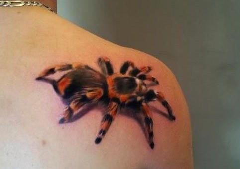 Aşa arată cel mai realist tatuaj!