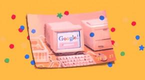 Google aniversează 21 de ani!