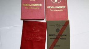 11 octombrie- Ziua permisului de conducere românesc