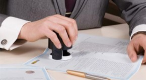 Dispare stampila, necesarã pentru emiterea documentelor în administratia publicã