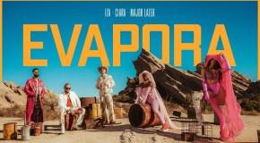 Iza, Ciara and Major Lazer – Evapora | videoclip
