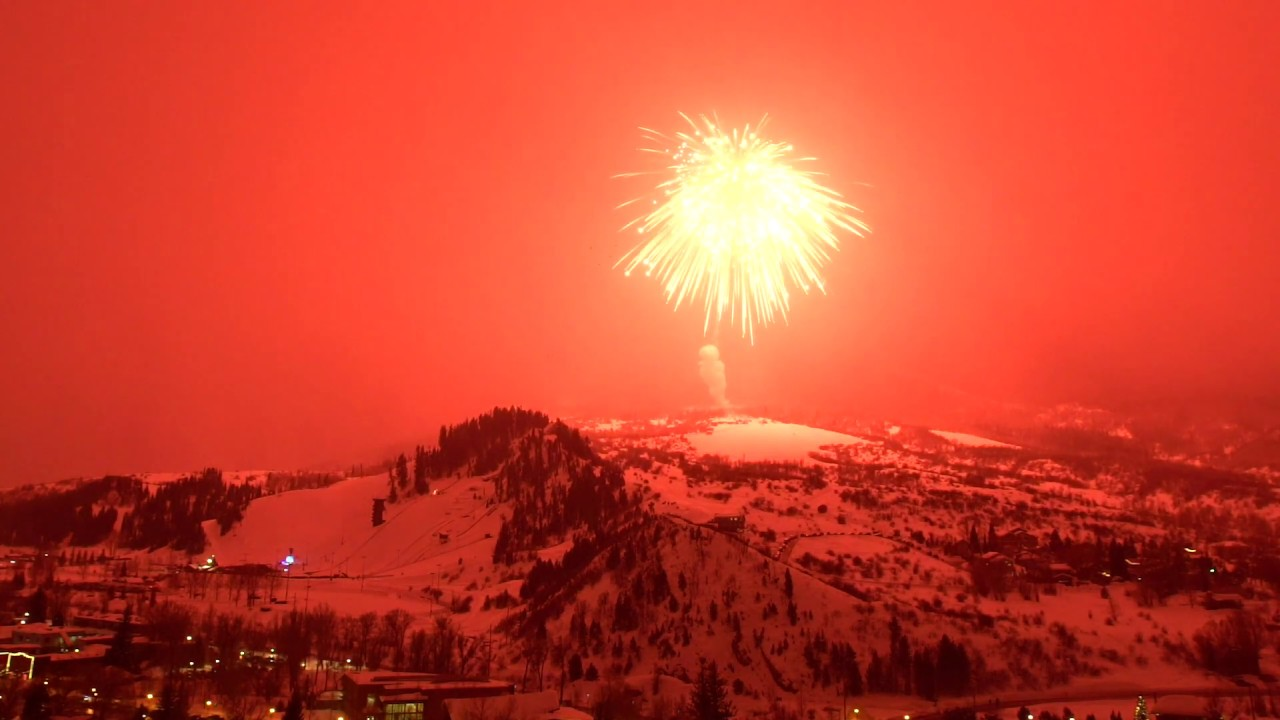 colorado fireworks