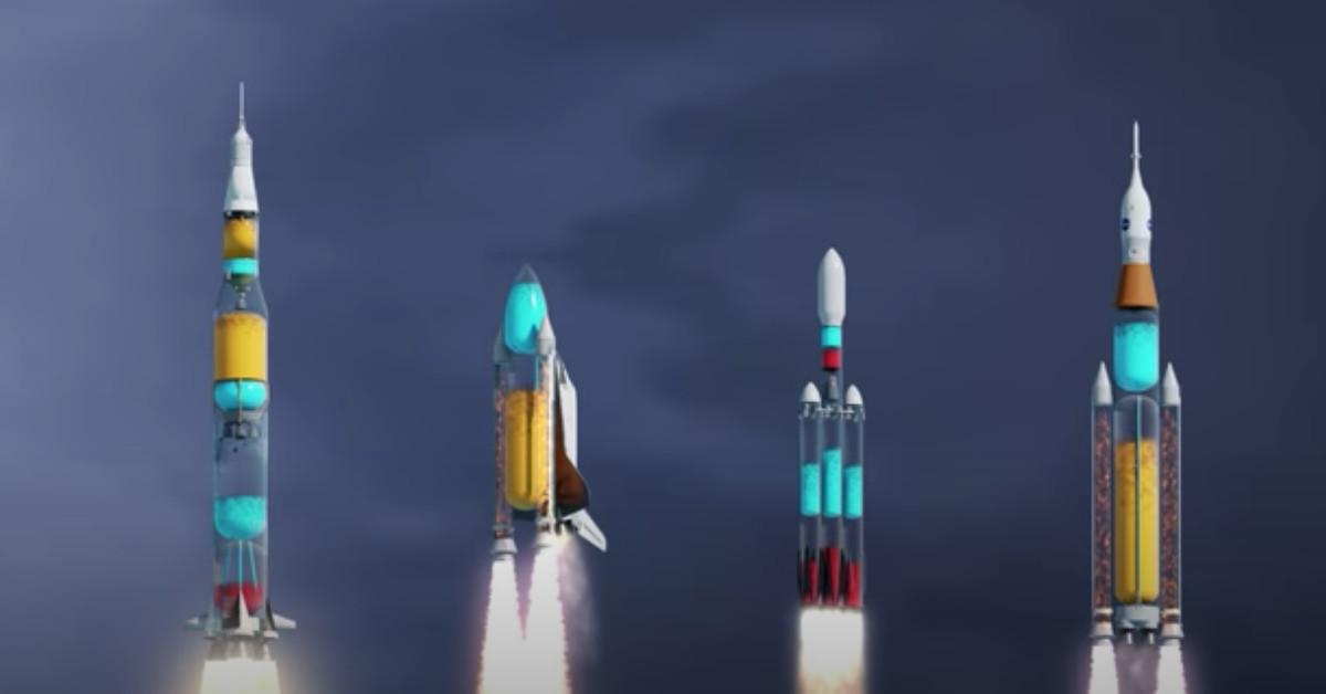 rachete spatiu
