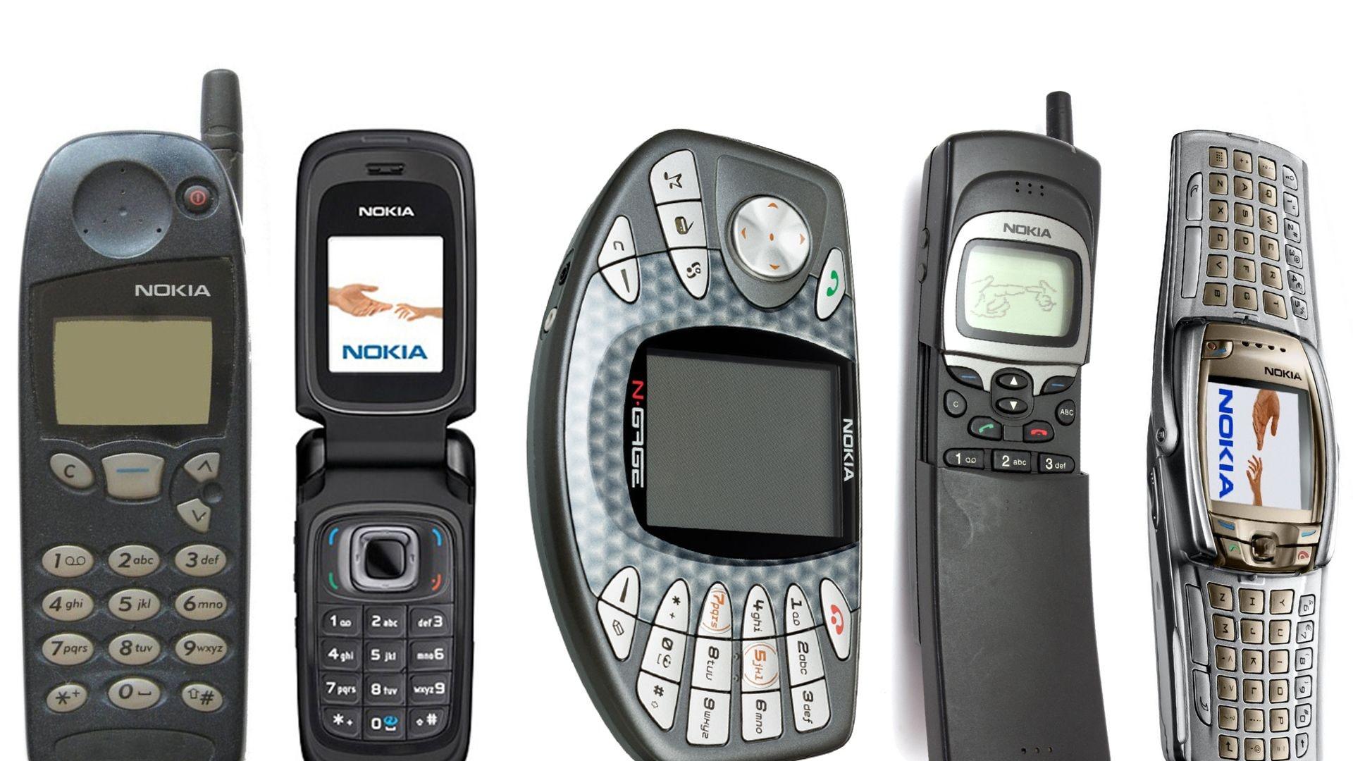 Nokia-telefoane