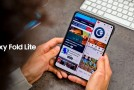 Când se lansează și cât ar putea costa Samsung Galaxy Fold Lite, telefonul pliabil accesibil