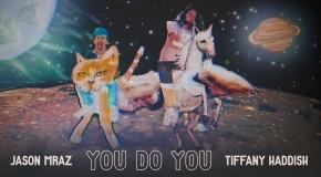 Jason Mraz feat. Tiffany Haddish – You Do You | videoclip