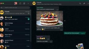 Cum activezi Dark Mode pe WhatsApp în variantele Web și Desktop